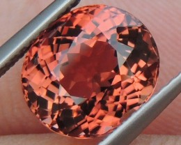 3.71cts Tourmaline,  Untreated,  Clean