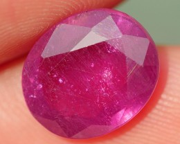 4.85 CRT BEAUTY CLEAR PINKY MADAGASCAR RUBY