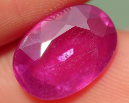 4.65 CRT LOVELY NICE PINKY CLEAR MADAGASCAR RUBY