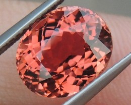 4.89cts Tourmaline,  Untreated,  Clean