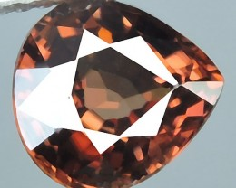 2.50 CTS-WONDERFULL SPARKLING NATURAL ~RARE COLOR~ NATURAL ZIRCON NR