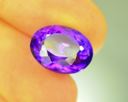 7.40 CT Natural Purple  Amethyst
