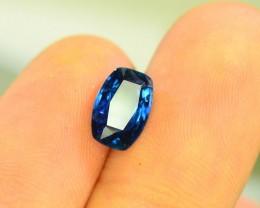 2.05 ct Natural Royal Blue Sapphire ~ Sri Lanka
