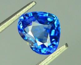 1.15 ct Natural Royal Blue Sapphire ~ Sri Lanka