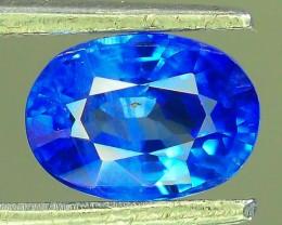 1.25 ct Natural Royal Blue Sapphire ~ Sri Lanka