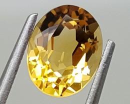 1.75 Cts VVS  CITRINE Best Grade Gemstones JI (5)