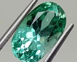 5.90 Cts GREEN SPODUMENE Best Grade Gemstones JI (5)