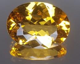 9.32ct Heliodor Yellow Beryl