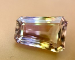 13.80 Crt Natural Ametrine Top Quality Faceted Gemstone (R 141)