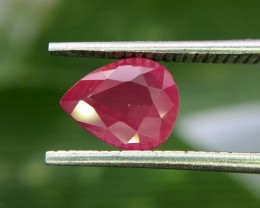 1.14 Crt GIL Certified Natural Ruby Faceted Gemstone (952)