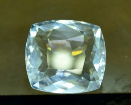 Certified 11.51 cts Natural Aquamarine Loose Gemstone