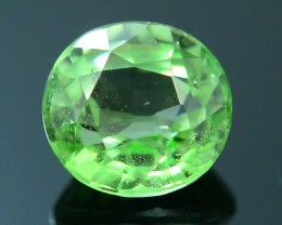 Rare 1.19 ct Grossular Mint Garnet Merelani Tanzania SKU 1