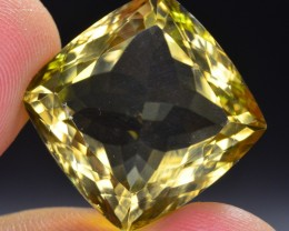 25.45 CT NATURAL CITRINE GEMSTONE