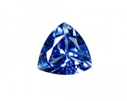 0.76 ct Sparkling And Glowing IF Clarity Natural Tanzanite