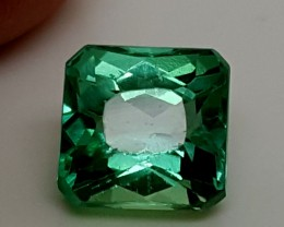 4.55 Cts GREEN SPODUMENE Best Grade Gemstones JI (6)