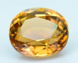 AAA Orange Tanzanite 1.37 ct  One of Kind Piece SKU-5