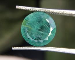 3.95 Crt Natural Rare Grandidierite   Faceted Gemstone (953)