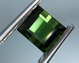 1.64 CT NATURAL GREEN TOURMALINE HIGH QUALITY GEMSTONE S28