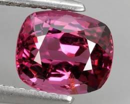 2.05 CTS DAZZLING NATURAL RARE TOP LUSTER INTENSE PINK SPINEL