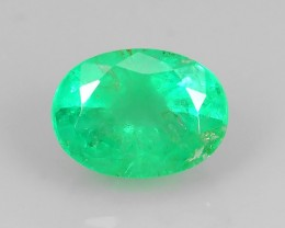 IMPRESSIVE1.15 CTS BEST COLLECTION OF NATURAL COLOMBIAN EMERALD ""