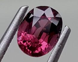 0.95 Cts RHODOLITE GARNET Best Grade Gemstones JI (6)