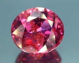 1.09 Ct Gil Certified  Unheated Red Ruby Good Cut Good Luster Sk7