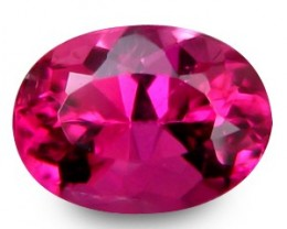 1.15 ct Natural Intense Beautiful Sweet Pink Tourmaline From Brazil