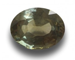 Natural Unheated Green Sapphire |Loose Gemstone| Sri Lanka - New