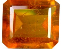 7.86 ct Natural  Beautiful Bastnasite Square shape Madagascar