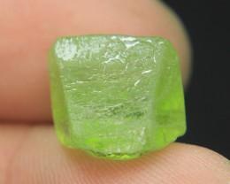 Natural Peridot Crystal From Pakistan