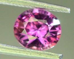Top Quality 0.85 ct Unheated Corundum Sapphire
