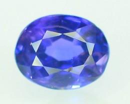 Bi Color Sapphire 0.60 ct Unheated Very Rare Colour Sri Lanka