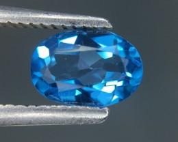 Awesome Topaz Excellent Luster & Color Gemstone Kj87