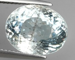 7.50 CTS EXQUISITE NATURAL UNHEATED AQUAMARINE NR!!!