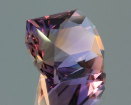 7.98CT~USA CUSTOM CUT~BOLIVIAN  AMETRINE