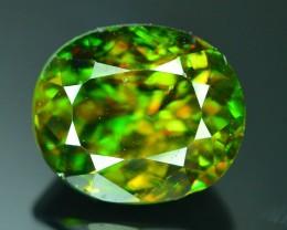 AAA Color 3.05 ct Chrome Sphene from Himalayan Range Skardu Pakistan SKU.14