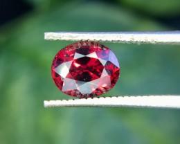 1.65 Crt Natural Rhodolite Garnet Faceted Gemstone (956)