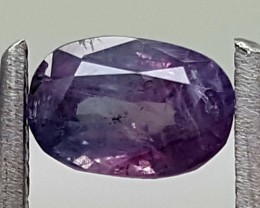 0.55CT KASHMIR SAPPHIRE UNHEATED  BEST QUALITY GEMSTONE IGC411