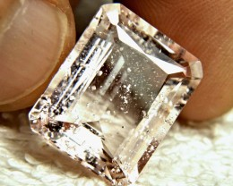 1$NR - 17.44 Carat Included Pink Brazil Morganite - Gorgeous