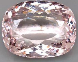 Natural  Morganite - 35.42 ct  - High-Quality  – IGE Certificate