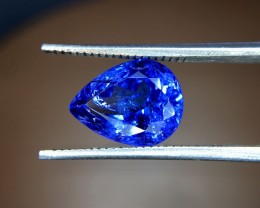 2.90 Crt Natural Tanzanite Faceted Gemstone (R 146)