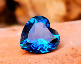 3.50 carats London Blue Topaz