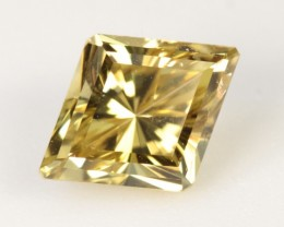 2.16 CT JOHN DYER  CHRYSOBERYL - UNTREATED!