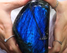 4565.00 CTS GEM GRADE LABRADORITE POLISHED SPECIMENS [SPEC4]