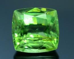 Rare 1.32 ct Grossular Mint Garnet Merelani Tanzania SKU 1