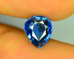 1.45 ct Natural Royal Blue Sapphire ~ Sri Lanka