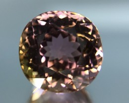 7.80 CT NATURAL BI-COLOR TOURMALINE HIGH QUALITY GEMSTONE T8