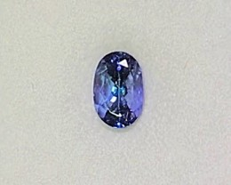 1.05 cts AAA TANZANITE ~ BEST BLUE ~ No Reserve ~ SEE VIDEO