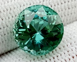 5.55CT GREEN SPODUMENE BEST QUALITY GEMSTONE IGC413