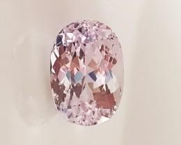 7.60ct Shining Sparkling Natural Kunzite Gem VVS quality